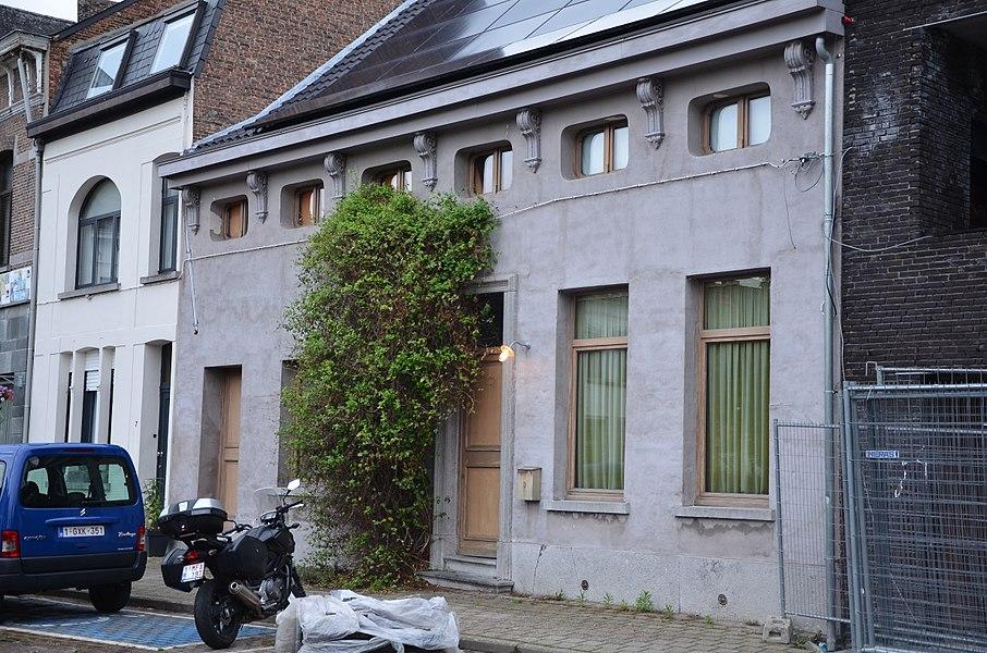 Neo-classicistische dorpswoning, Markt 9, Rumst