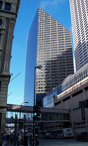 Marriott Hotel City Center - Image: Marriott Hotel City Center Minneapolis 1
