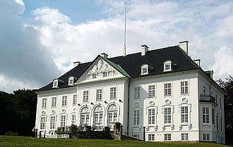 Marselisborg Palace - Marselisborg Palace