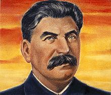 """Uncle Joe"" Stalin"