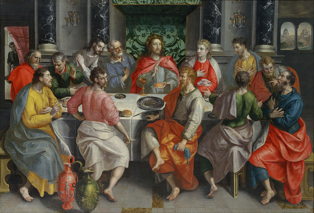 artistic criticism of the last supper The last judgment artist  the painting exhibits great artistic skills of michelangelo  the last judgment is no less than a subject of criticism and caused.