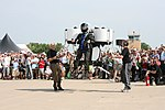 Martin Jetpack Unveiling, 1st flight (2714933315).jpg