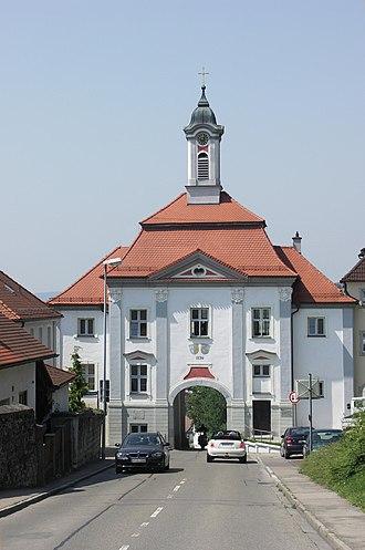 Elchingen - Martinstor Oberelchingen