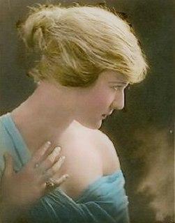 Mary MacLaren American actress