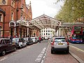Marylebone Station Entrance - geograph.org.uk - 786272.jpg