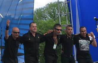 Israeli rock - Mashina