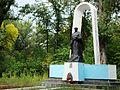 Mass grave in Gorky Park 01.JPG