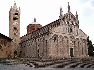 Massa Marittima - Massa Marittima Cathedral