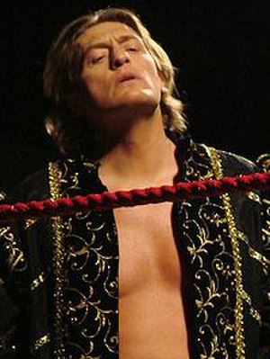 William Regal - Regal in 2008