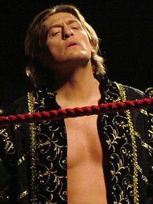 William Regal - Regal in 2008