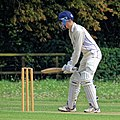 Matching Green CC v. Bishop's Stortford CC at Matching Green, Essex, England 09.jpg