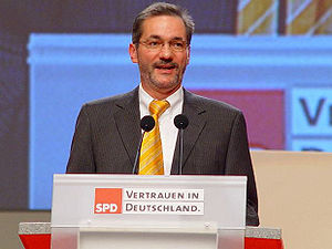 Matthias Platzeck - Matthias Platzeck in 2005