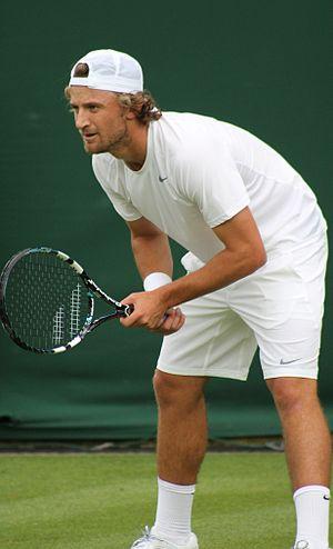 Matt Reid (tennis) - Matt Reid at 2013 Wimbledon Championships