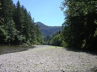 Mattole - Image: Mattole River