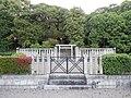 Mausoleum of Emperor Yūryaku (Hiratsuka Kofun).jpg