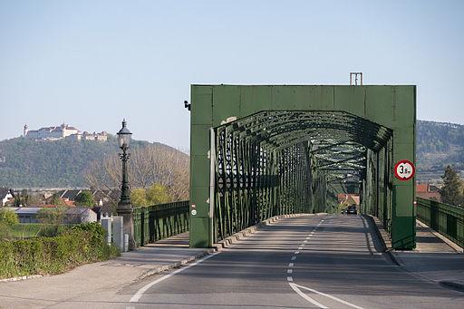 Mauterner Brücke Ansicht 1