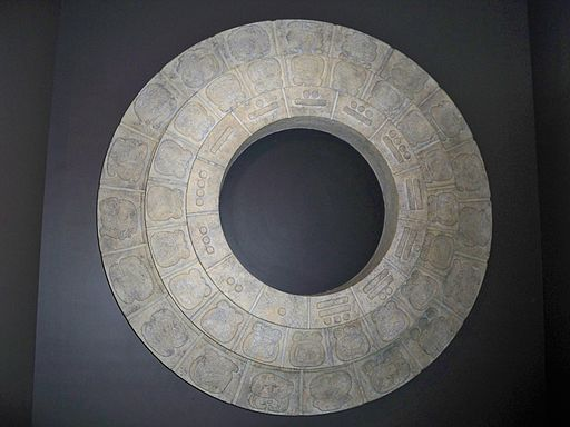 Maya Calendar by Matthew Bisanz