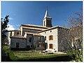 Mayres, la Mairie et l'Eglise - Mayres, City Hall and the Church -Ayuntamiento y la Iglesia - panoramio.jpg