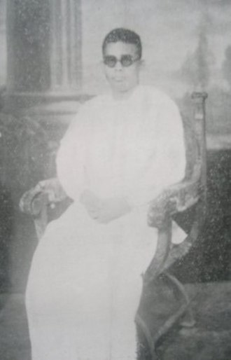 M. Bhaktavatsalam - Bhaktavatsalam at the Haripura session of the Indian National Congress, ca. 1938