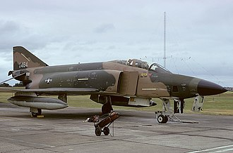 10th Intelligence Squadron - Image: Mc Donnell Douglas RF 4C Phantom II, USA Air Force AN1580592