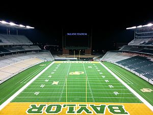 McLane Stadium - Image: Mc Lane Stadium facingsouth 7.16.14