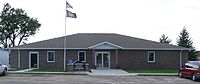 McPherson County, Nebraska courthouse from E.JPG