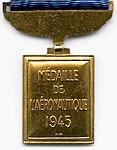 Medaille de l Aeronautique francaise revers.jpg