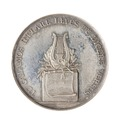Medalj, 1837 - Skoklosters slott - 110791.tif