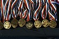 Medals won at the 2013 Warrior Games (Image 11 of 13) (8743761887).jpg