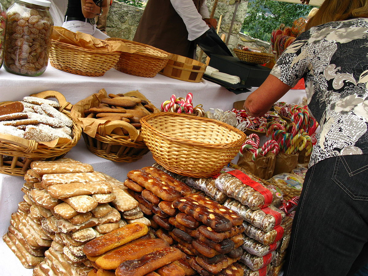 list of sweet breads wikipedia