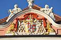 Meersburg Neues Schloss Seeseite Wappen.jpg