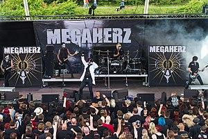 Megaherz - Megaherz in 2014