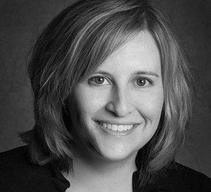 Megan Barry Headshot bw