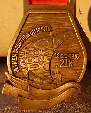 Porto Half Marathon - Image: Meia Maratona do Porto 2016