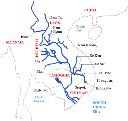 nung river vietnam Corrected entry: as they approach the vietnamese sampan captain willard says,   correction: the mekong river is navigable (i've personally navigated it twice.