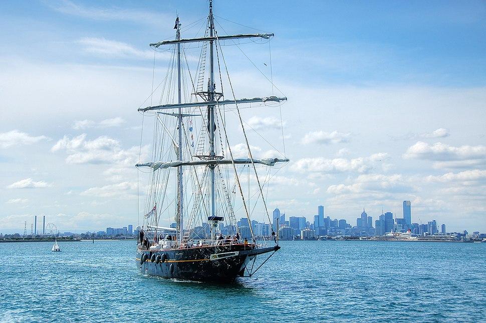 Melbourne International Tall Ship Festival 2013 (9713636920)