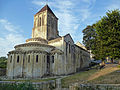 Melle Saint-Hilaire chevet.JPG