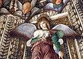 Melozzo da forlì, angeli coi simboli della passione e profeti, 1477 ca., agnello 02.jpg