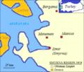 Menemen map Smyrna region.png