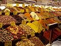 Mercado de las especias, Estambul, Turquía, abril de 2011.JPG