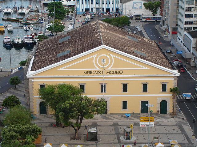 Cidade Baixa and Mercado Modelo