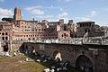 Mercati di Traiano, Foro di Traiano 2013.jpg