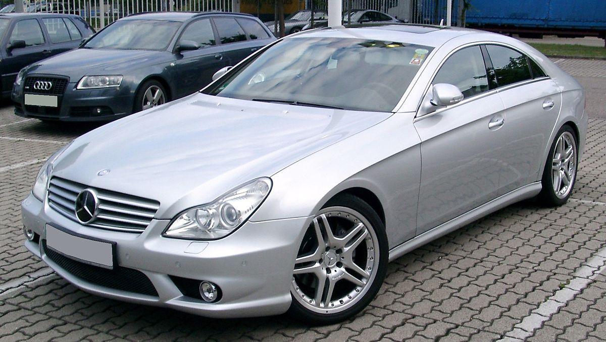 מגניב Mercedes-Benz CLS-Class (W219) - Wikipedia SZ-02