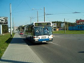 Mercedes-Benz O 405 N in Gdynia 2.jpg