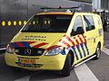 Mercedes Ambulance Schiphol.JPG