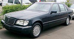 Antenne Mercedes Classe A