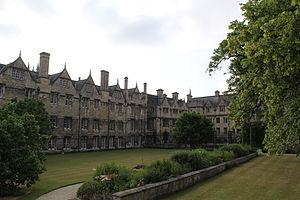 William Wallace (philosopher) - Merton College, Oxford
