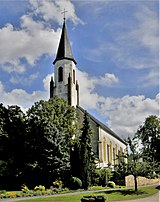 Catholic parish church of St. Martin