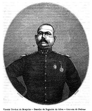 Vicente Nicolau de Mesquita - Image: Mesquita portrait