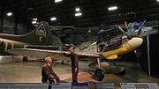 Messerschmitt Bf 109G-10 National Museum of USAF 21050726 2.jpg